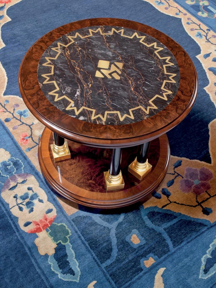 Tavolino dorotheum small table mascheroni - Tavoli e tavolini ...