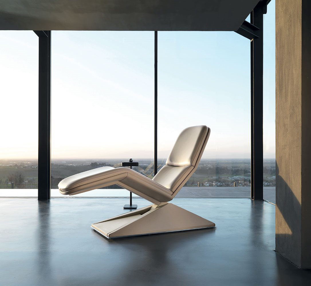 Poltrone Chaise Longue Design.Ciao Nicola Chaise Longue Mascheroni