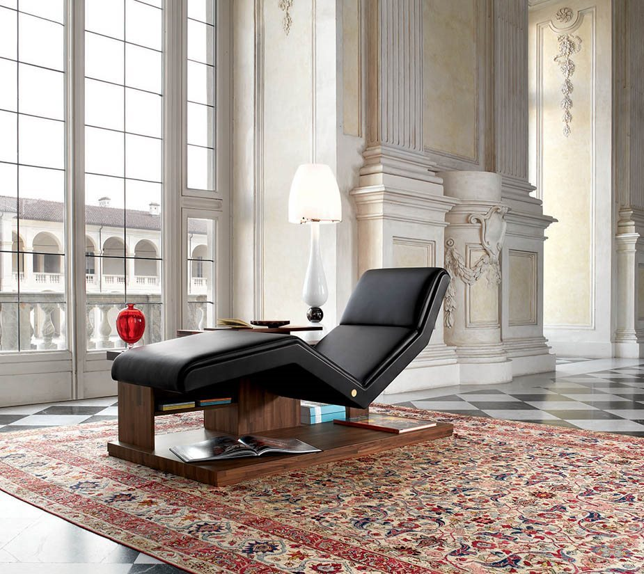 Poltrone Chaise Longue Design.Volare Oh Oh Chaise Longue Mascheroni